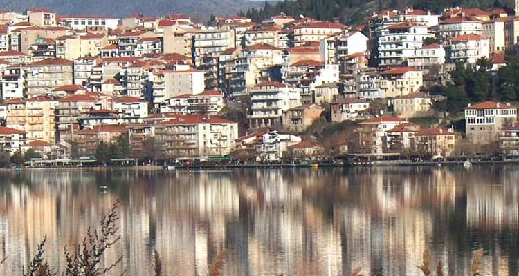 Касторья, зима 2009-2010