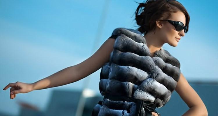 Меховые жилеты: полцарства тепла