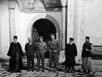Об Афонских монахах – героях Второй мировой войны
