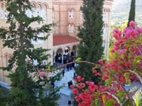 Из Армении на Эгину