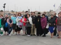 Паломничество по островам Южной Греции