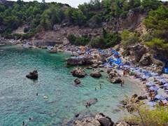Залив в Греции, Родос
