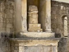 Археологический музей Родоса в Греции