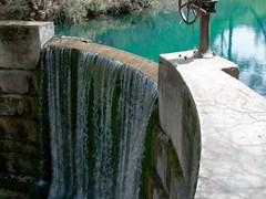 Плотина на острове Родос