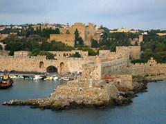 Старая крепость Родоса