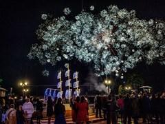 Новый Год в Греции (Салоники)