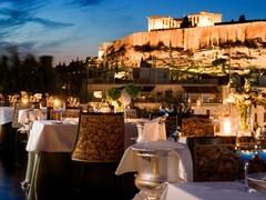 Новый Год в Греции (Афины)