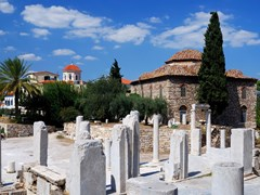 14_Ancient-Agora-of-Athens-and-Fethiye-Mosque-are-located-to-the-northwest-of-the-Acropolis
