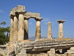 05_Ancient-Corinth,-temple-of-Apollo,-Peloponnesus,-Greece