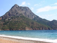 05_waves-on-the-coast-of-Adrasan-with-mount-Olympus-in-the-background