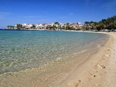 Aegean sea.Halkidiki.Greece Afitos2