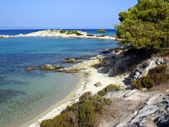 Karidi Beach (Vourvourou, Halkidiki)
