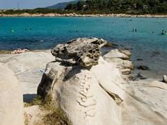 Karidi beach, Halkidiki, Sithonia, Greece