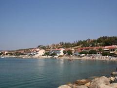 Nea Skioni Beach, Halkidiki,Greece.