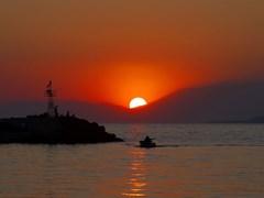 Nea Skioni Sunset