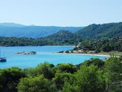 Ormos Panagias, Halkidiki, Greece