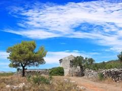 Маленькая деревушка, остров Закинф, Греция