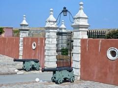 Ворота в старую крепость Корфу