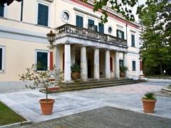 Монрепо дворец на острове Корфу, Греция