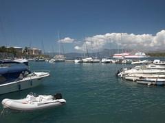 Старый порт на Корфу