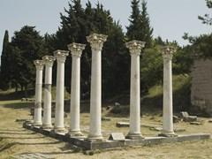 Греция, Asklepion в о. Кос