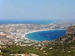 Вид на остров Кос