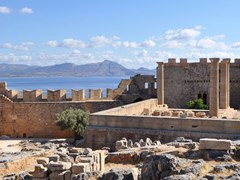 22_Acropolis-Lindos,island-Rhodes,Greece