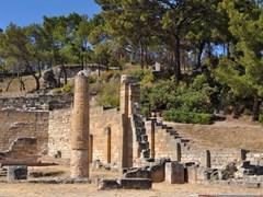 28_Acropolis-Kameiros,island-Rhodes,-Greece