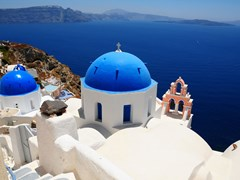 04_Cupolas-from-Santorini,-Greece