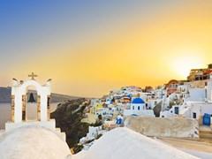 30_Santorini-sunset-(Oia)---Greece-vacation-background