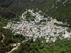 04_Aerial-view-of-mountainous-Greek-village.
