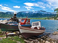 23_Traditional-fishing-boats-waiting-for-evening-on-the-beautiful-greek-island-of-thassos.