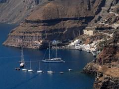 Panorama II at Santorini