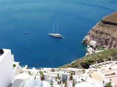 Panorama II in Santorini_2