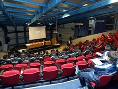8 conference hall