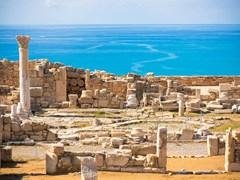 Руины древнего Куриона