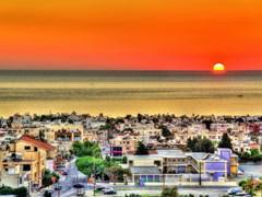 Закат над Пафосом