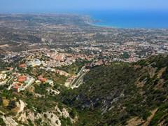 Панорамный вид на Пафос