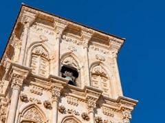 Колокольня церкви Св. Лазаря