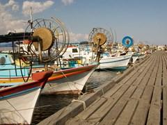 Марина в Ларнаке