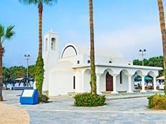 Церковь Св. Георгия, Айя Напа
