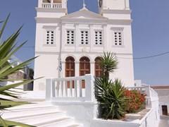 Греческая церковь на о-ве Милос