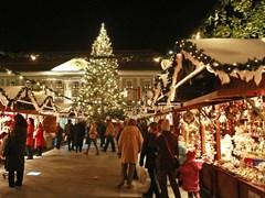 Афины, Рождество, Академия