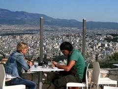 Афины, кафе, Академия