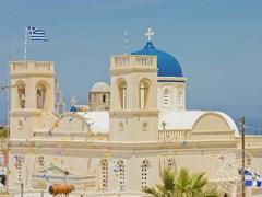 Греческая церковь на Крите