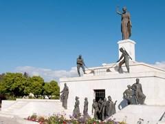Бронзовый монумент Свободы, 1973 г., Никосия
