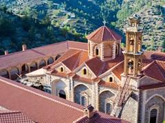 Монастырь Богоматери Махерас, Никосия