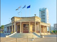 Площадь Элефтерия, здание муниципалитета
