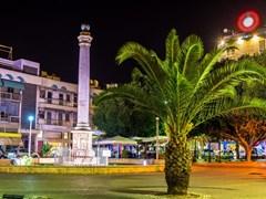 Венецианская колонна на площади Ататюрка в Никосии