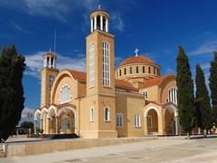 Монастырь в Паралимни